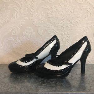 Ellie 4inch Mary-Jane style heels